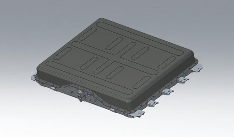 轻量化高能电池