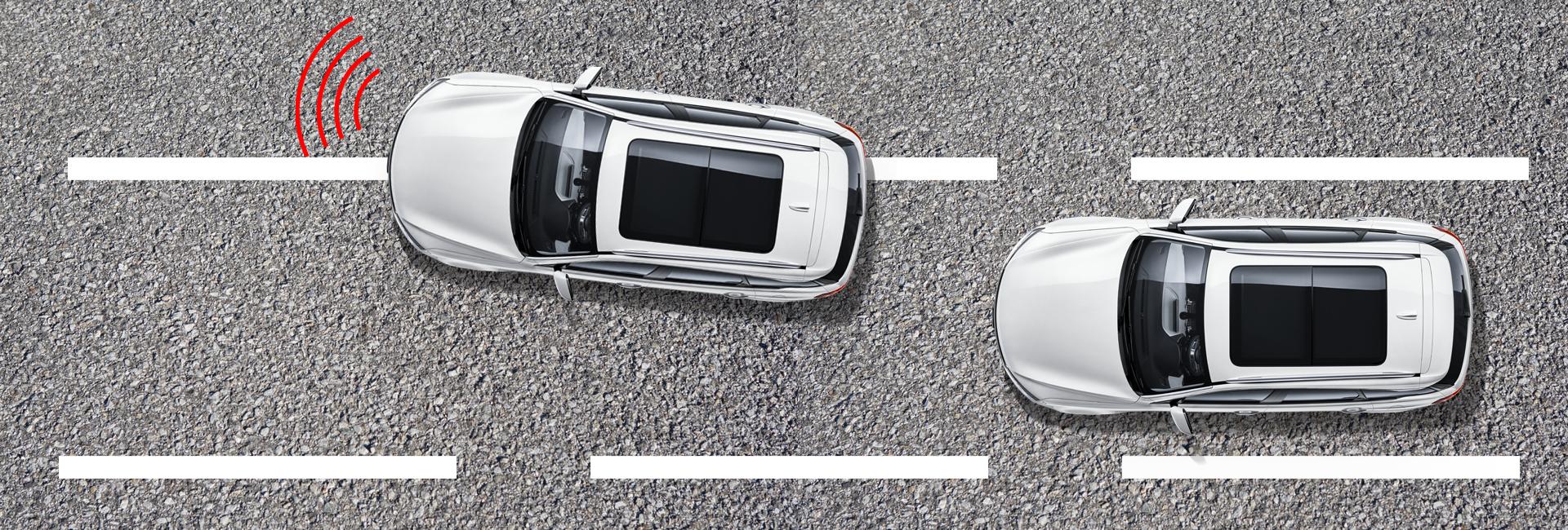 车道偏离预警系统