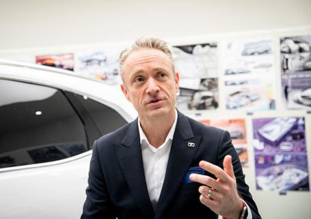 设计师Martin Kropp加盟众泰汽车